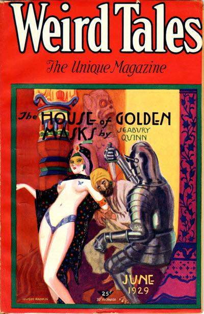 Weird Tales, June 1929
