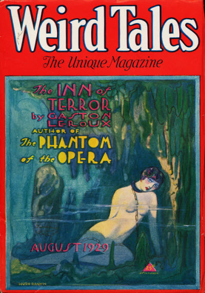 Weird Tales, August 1929