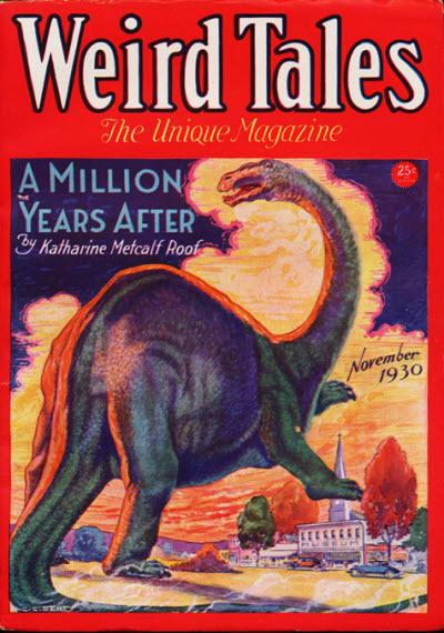 Weird Tales, November 1930