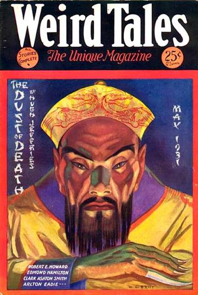 Weird Tales, April/May 1931