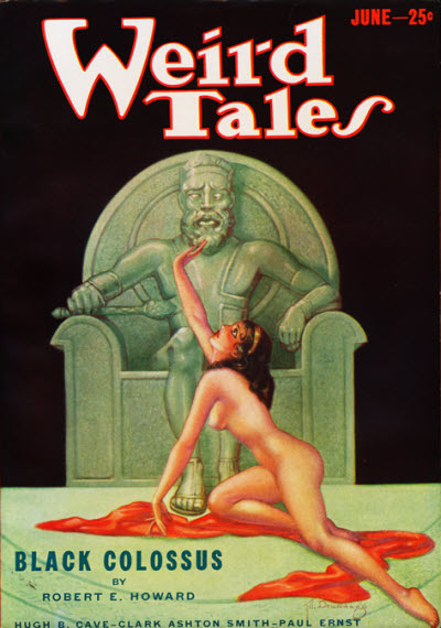 Weird Tales, June 1933