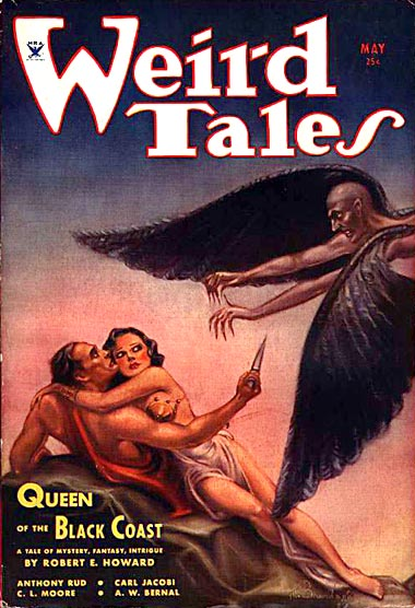 Weird Tales, May 1934