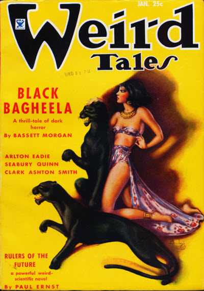 Weird Tales, January 1935