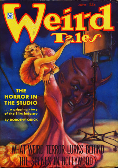 Weird Tales, June 1935