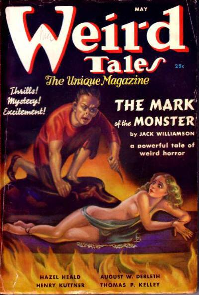 Weird Tales, May 1937