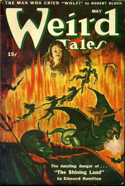 Weird Tales, May 1945