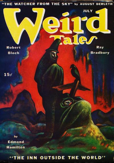 Weird Tales, July 1945