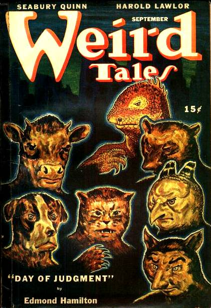 Weird Tales, September 1946