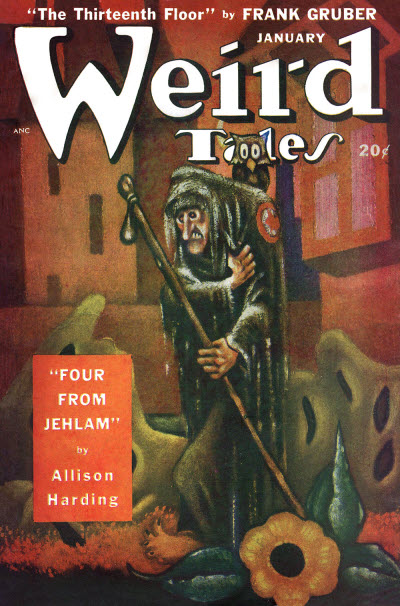 Weird Tales, January 1949