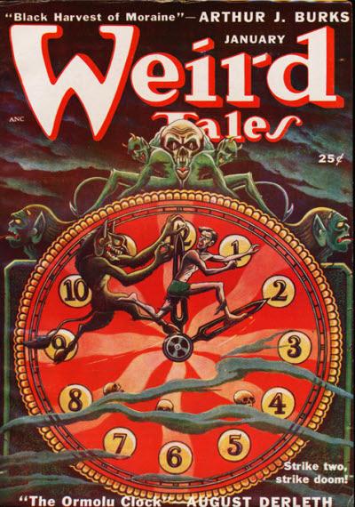 Weird Tales, January 1950