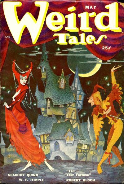 Weird Tales, May 1950