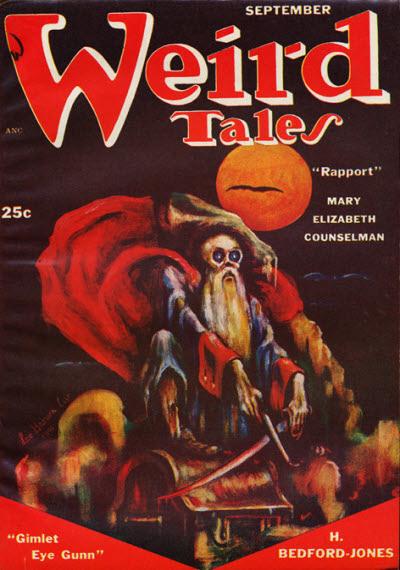 Weird Tales, September 1951