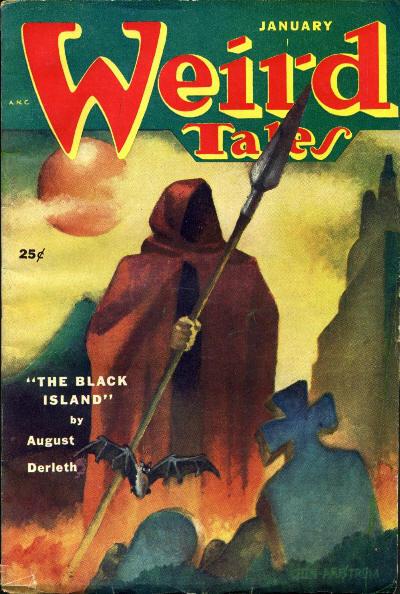 Weird Tales, January 1952