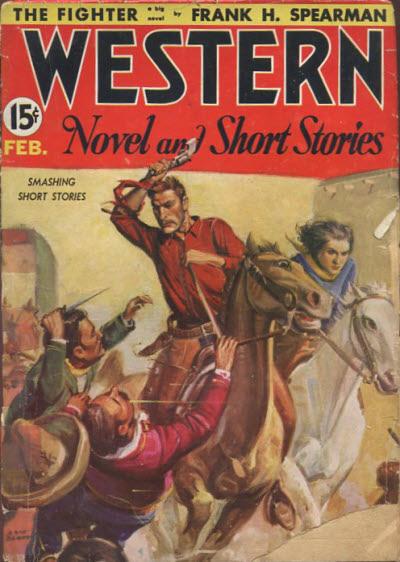 Pursuit: Western Stories