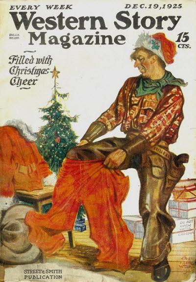 Western Story Magazine, December 19, 1925