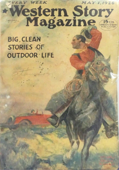 Western Story Magazine, May 1, 1926