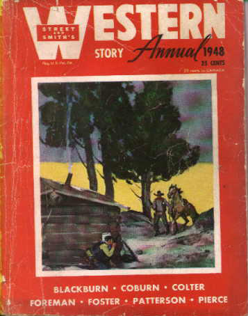 Western Story Annual 1948, a Street and Smith annual compilation