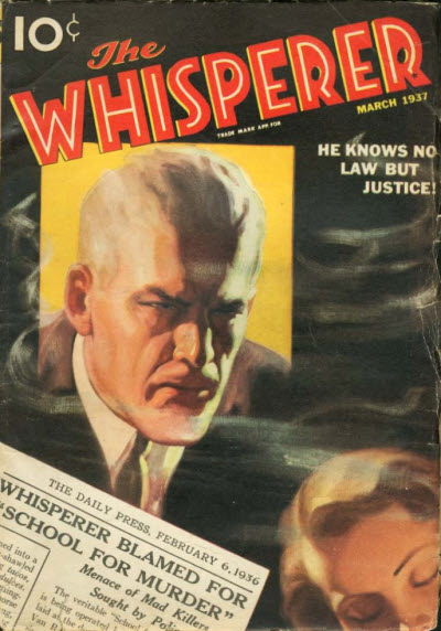 The Whisperer, March 1937