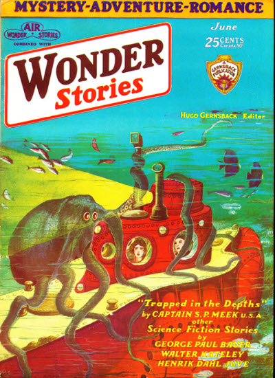 Wonder Stories, June 1930