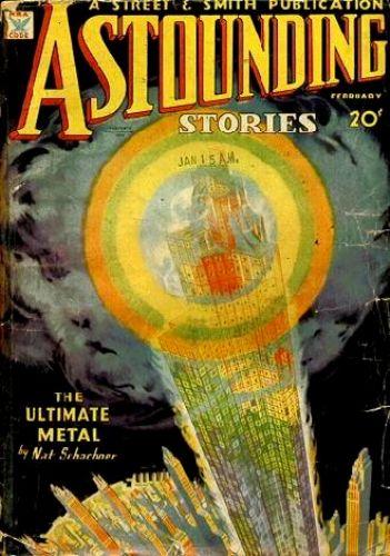 Astounding Stories, February 1935