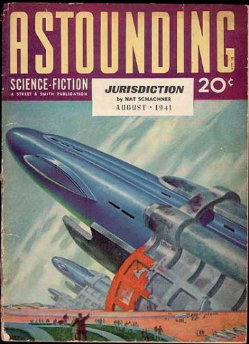 Astounding Science Fiction, August 1941