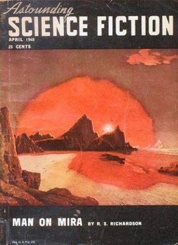 Astounding Science Fiction, April 1948