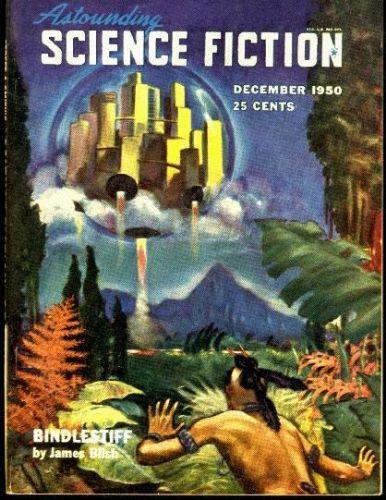 Astounding Science Fiction, December 1950