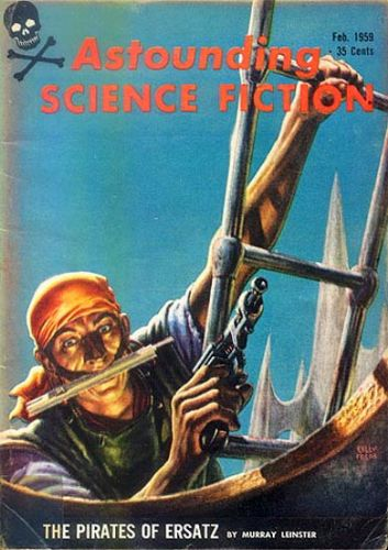 Astounding Science Fiction, February 1959