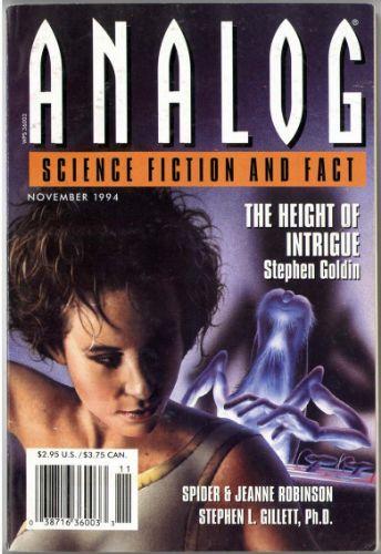 Analog Science Fiction and Fact (November 2012)