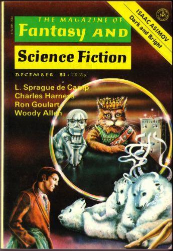 F&SF, December 1977