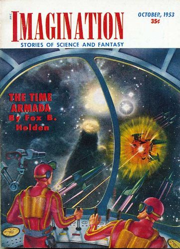 Imagination, October 1953