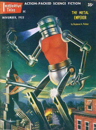 Imaginative Tales, November 1955