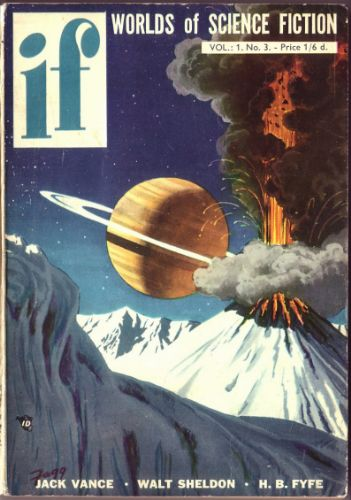 If Worlds of Science Fiction, July 1953